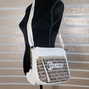 Juicy Coutour Crossbody Bag with Wallet Set *NEW*